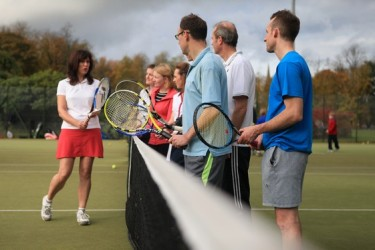Queens Park Community Tennis Club Coaches