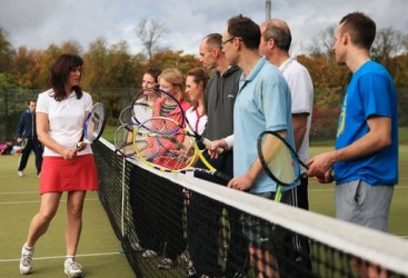 Queens Park Community Tennis Club Coached Programme